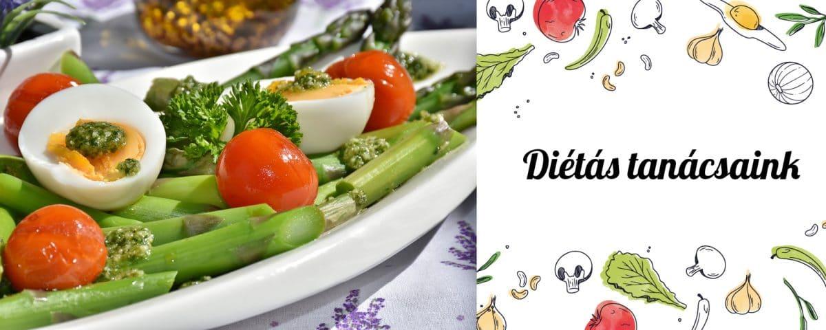 prosztatarák diéta